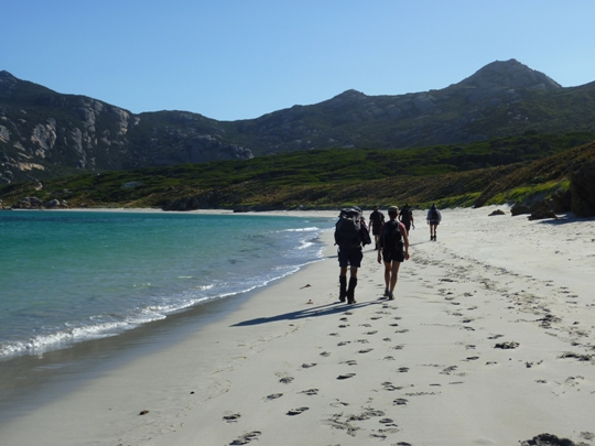 Beautiful beaches - Flinders Island